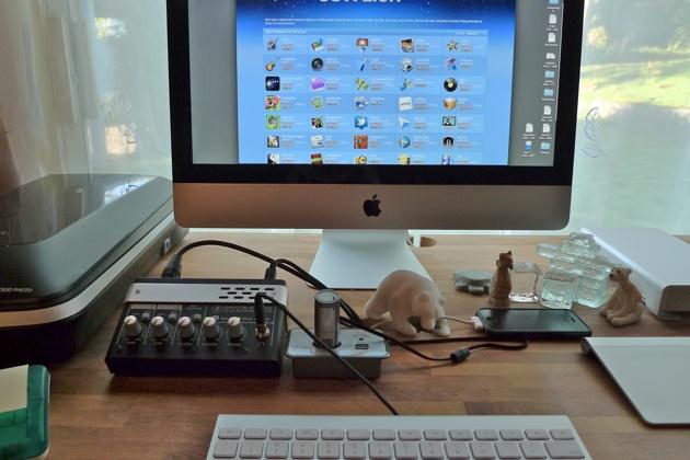 Frank Eves desktop