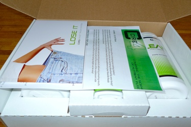 Core4 Weight Loss System package contents