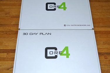 Core4 Weight Loss System Pro Pack (30 day supply x 2)