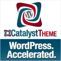 Catalyst WordPress premium theme